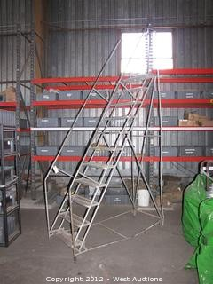 Ballymore Portable Warehouse Stairs