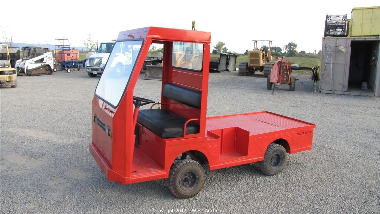 West Auctions Auction Trucks Trailers Construction