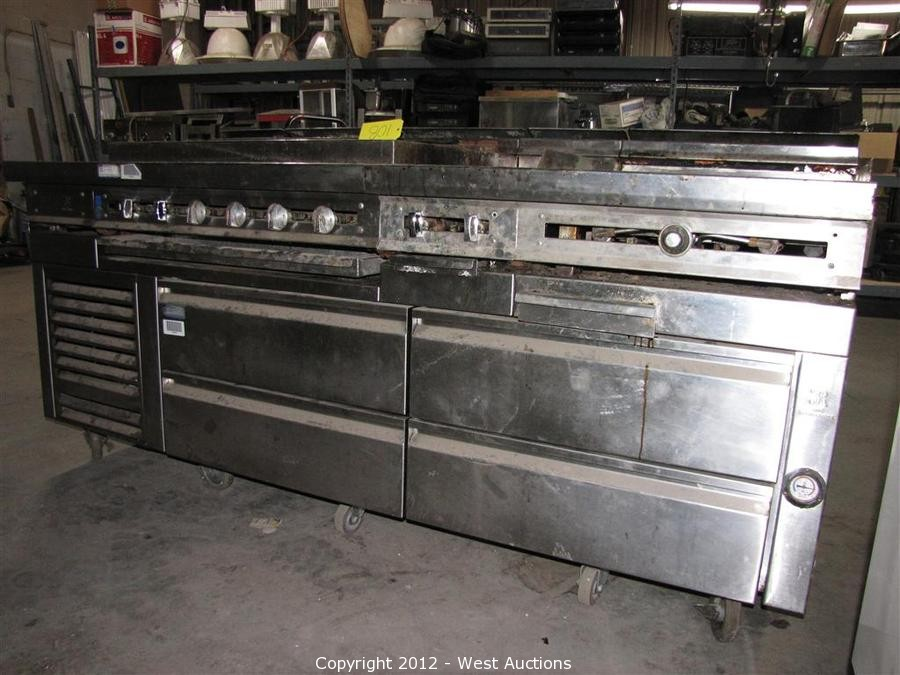 Delightful Warehouse Liquidation Of Restaurant Equipment Dealer