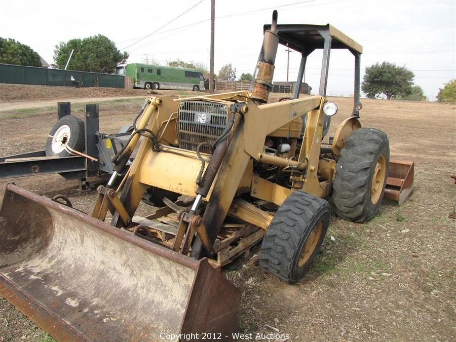 West Auctions - Auction: Bankruptcy Auction of Truck, Trailers, and