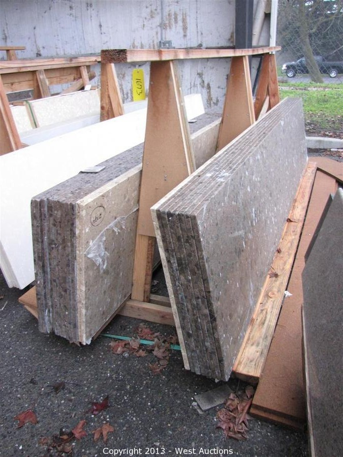West Auctions - Auction: Auction #2: Granite and Marble Inventory ...