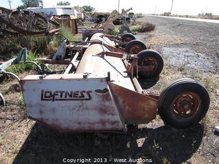 Loftness 20' Rototiller