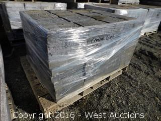 (1) Pallet of  Carriage Stone - Giant - Tahoe Blend