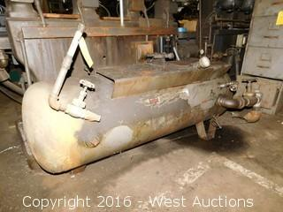 Worthington Air Compressor Tank