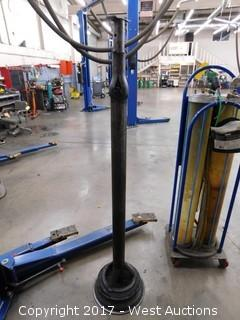 "(1) 162"" Adjustable Jack Stand"