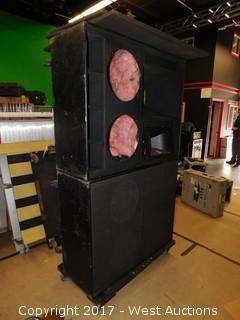 (2) JBL Speaker Boxes
