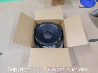 """K-48-HP 15"""" Driver Loudspeaker"""