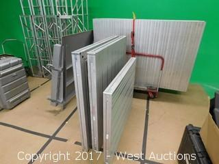 Portable Stage Decking and Ramp