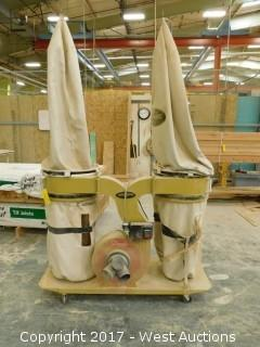 Powermatic Two Bag Dust Collector