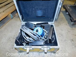 Case Frezzi 650 and Other Electronics