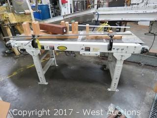 Hytrol Belted Conveyor