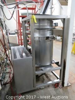 Large Stainless Steel Mixer