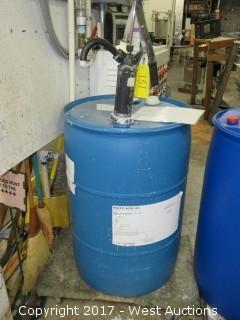 55 Gallon Barrel of Acetic Acid 10%