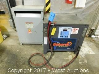 Forklift Battery Charger and Transformer