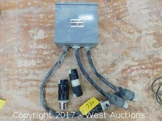 Wire Guard Systems 667K Pull Junction Box