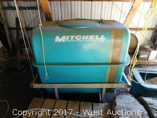 Mitchell 155 Gallon PTO Driven Spray Tank