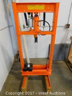Central Hydraulics 20-Ton Shop Press