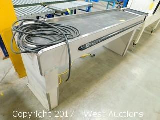 Electric Conveyor System 8' x 2'