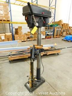 "Craftsman 15"" 12-Speed 1/2HP Drill Press"