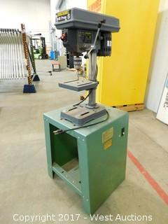 Central Machinery 613B Drill Press with Stand