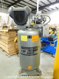 Campbell Hausfeld 5HP 80 Gallon Air Compressor