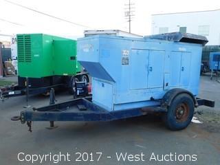 Hollingsworth MEP-005AAS Trailer Mounted Diesel Generator