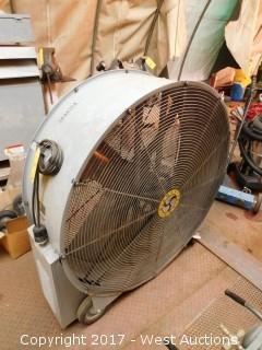 Airmaster Workshop Fan