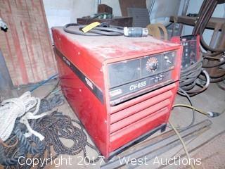 Lincoln Electric CV-655 Welder