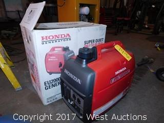 Honda EU2000i 120 Volt Gas Generator
