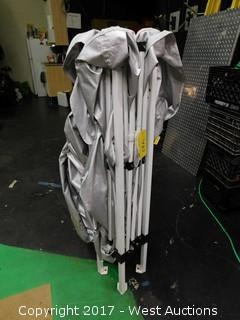EZ-Up Style Canopy 10' x 10'