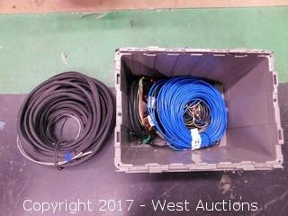 Digital Cable, Shielded Audio Cable, RCA Plugs, Adapters