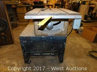 Craftsman 103.20001 Table Saw