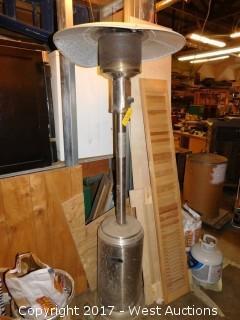 Outdoor Heating Lamp