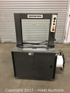 Polychem GP44 Strapping Machine