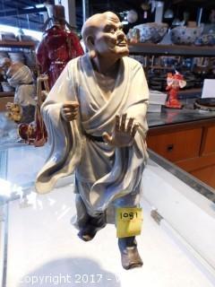 "Porcelain Figurine 14"""