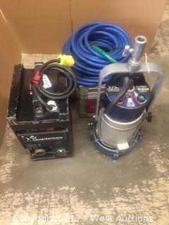 CMC 575W SE HMI Par System with Mag Ballast