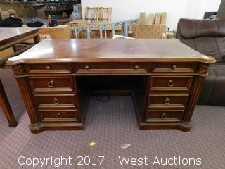 "27""x59""  Executive Style Desk"