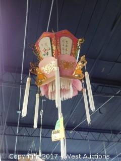 Chinese Cloth Lantern