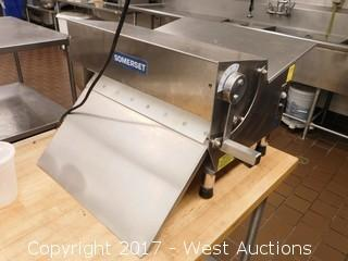 Somerset CDR-500 Dough Sheeter
