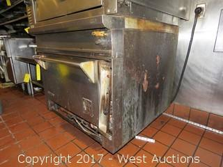 Wolf Snorkler Gas Convection Oven