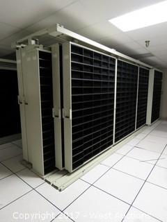 EDP Extreme Density Data Storage on Track System