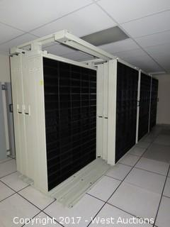 EDP Data Storage on Track System