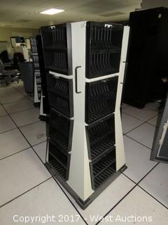 EDP Mobile Data Storage Cart