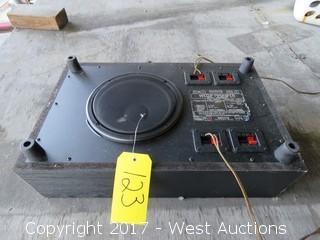 Vector Research VrP-575 Bass Module