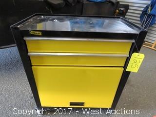 Stanley 3-Drawer Metal Tool Cart