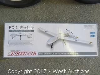 Exceed RC RQ-1L Predator RC Plane