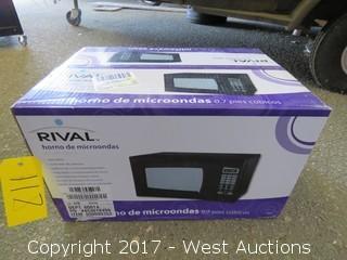 Rival Microwave Oven 700 Watt