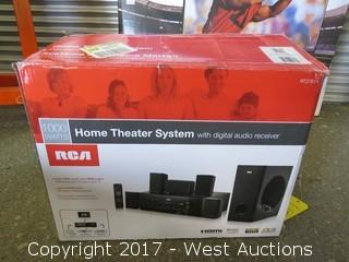 RCA Home Theater System 1000 Watt