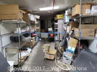 Bulk Lot - Metro Shelves, File Cabinet, Lockers and More