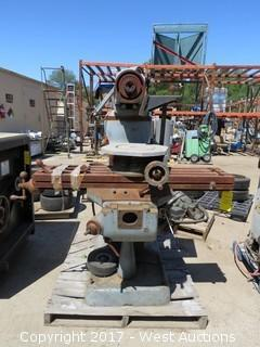Bridgeport Milling Machine with Head